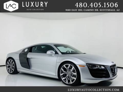 2010 Audi R8 for sale at Luxury Auto Collection in Scottsdale AZ