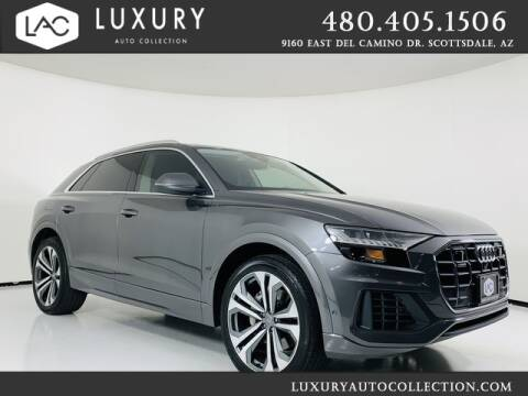 2019 Audi Q8 for sale at Luxury Auto Collection in Scottsdale AZ