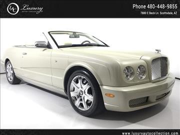 2007 Bentley Azure for sale in Scottsdale, AZ
