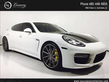 2014 Porsche Panamera for sale in Scottsdale, AZ