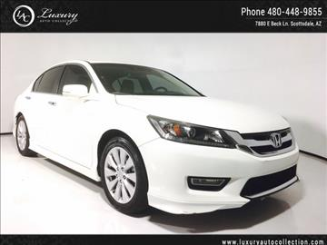 2013 Honda Accord for sale in Scottsdale, AZ
