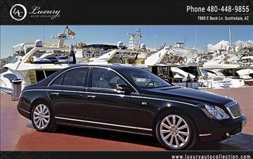 2006 Maybach 57 for sale in Scottsdale, AZ
