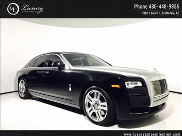 2015 Rolls-Royce Ghost Series II for sale in Scottsdale, AZ