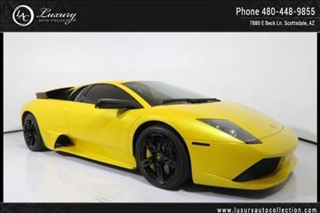 2009 Lamborghini Murcielago for sale in Scottsdale, AZ