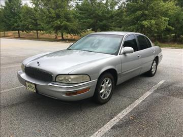 2000 Buick Park Avenue for sale in Conyers, GA