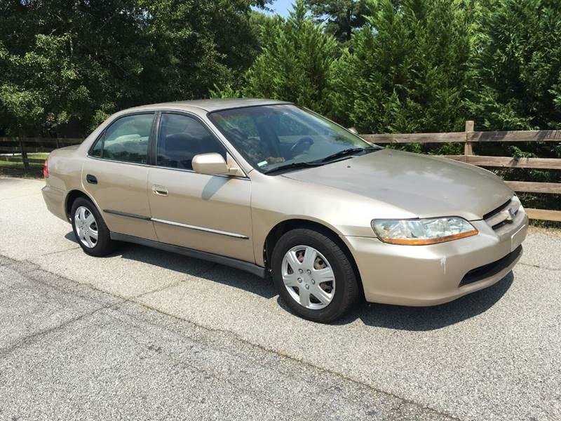 2000 Honda Accord LX 4dr Sedan   Conyers GA