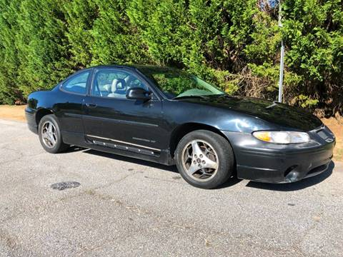 2001 Pontiac Grand Prix for sale in Conyers, GA