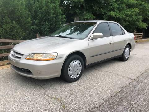 1998 Honda Accord for sale in Conyers, GA