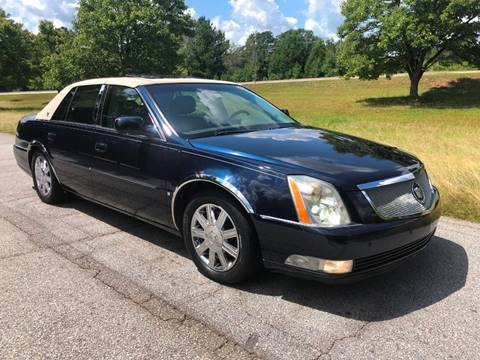 2006 Cadillac DTS for sale in Conyers, GA