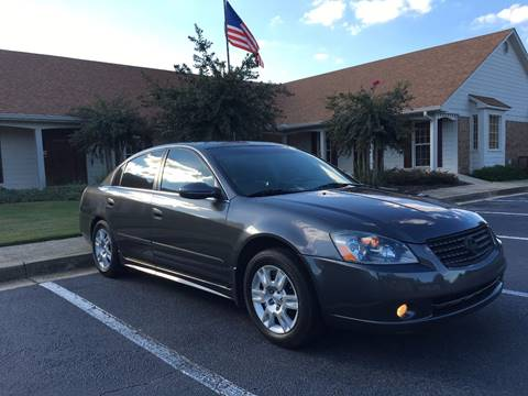 2006 Nissan Altima for sale in Conyers, GA