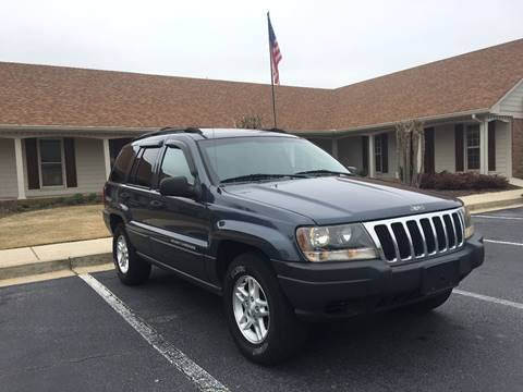 2003 Jeep Grand Cherokee for sale in Conyers, GA