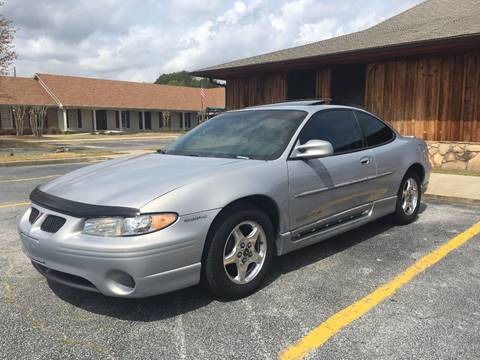 1999 Pontiac Grand Prix for sale in Conyers, GA
