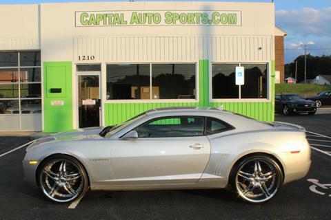 2012 Chevrolet Camaro for sale in Rock Hill, SC