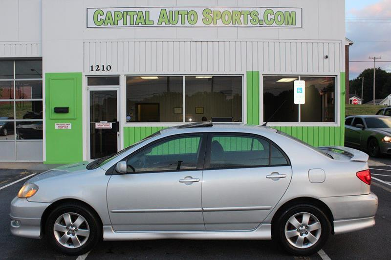 2008 Toyota Corolla CE 4dr Sedan 4A   Rock Hill SC