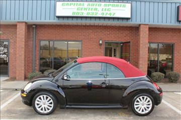 2008 Volkswagen New Beetle for sale in Rock Hill, SC
