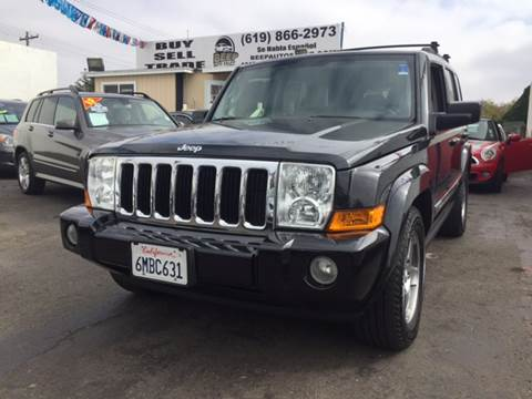 2010 Jeep Commander for sale in National City, CA