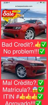 2014 Chevrolet Camaro for sale in National City, CA