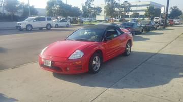 2003 Mitsubishi Eclipse Spyder for sale in Los Angeles, CA