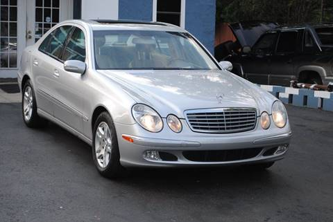 2004 Mercedes-Benz E-Class for sale in Charlotte, NC