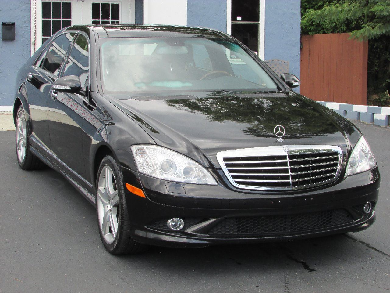2007 mercedes benz s class awd s550 4matic 4dr sedan in charlotte nc. Cars Review. Best American Auto & Cars Review