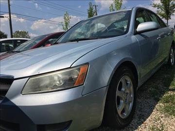 2007 Hyundai Sonata for sale in Jonesboro, GA