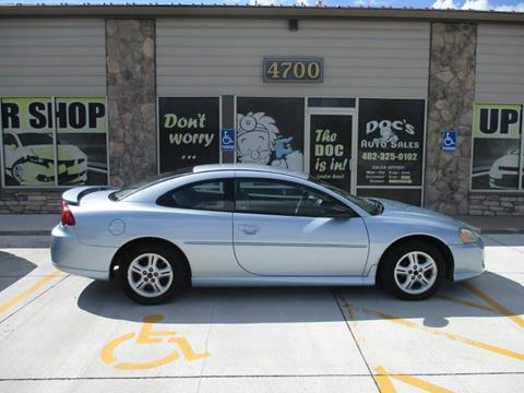 2003 Dodge Stratus for sale in Lincoln, NE