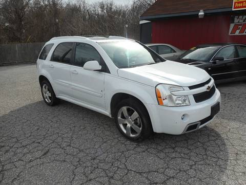 Used 2008 Chevrolet Equinox For Sale In Lumberton Nc Carsforsale