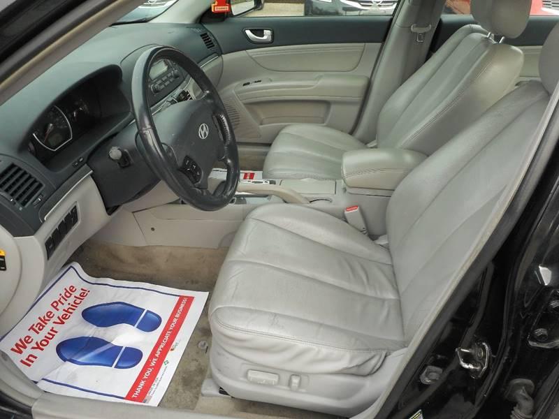 2006 hyundai sonata lx 4dr sedan in baltimore md legend for Exclusive motor cars baltimore md 21215
