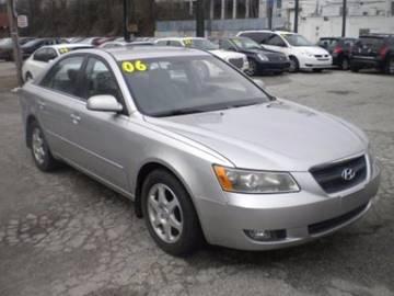 2006 Hyundai Sonata for sale in Baltimore, MD