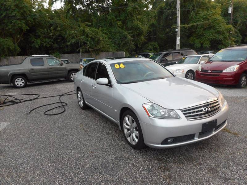 2006 infiniti m35 sport 4dr sedan in baltimore md legend. Black Bedroom Furniture Sets. Home Design Ideas