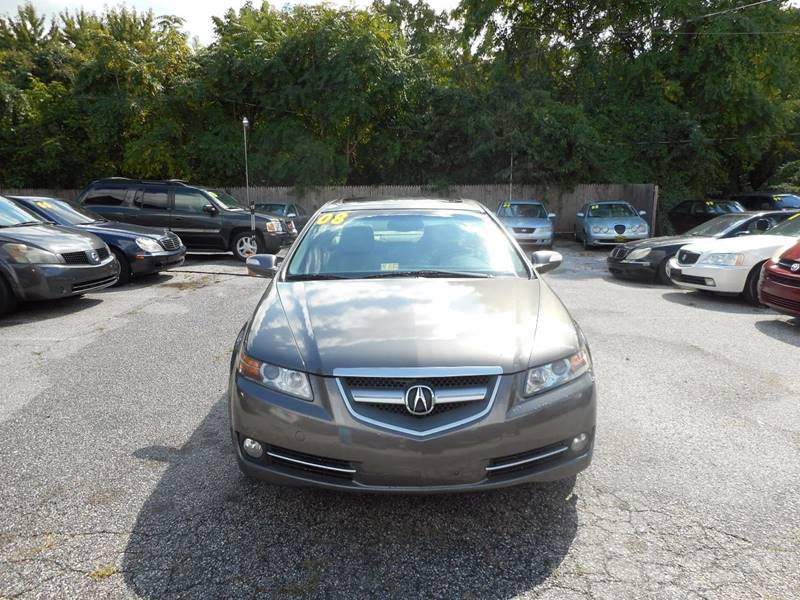 2008 Acura TL 4dr Sedan - Baltimore MD