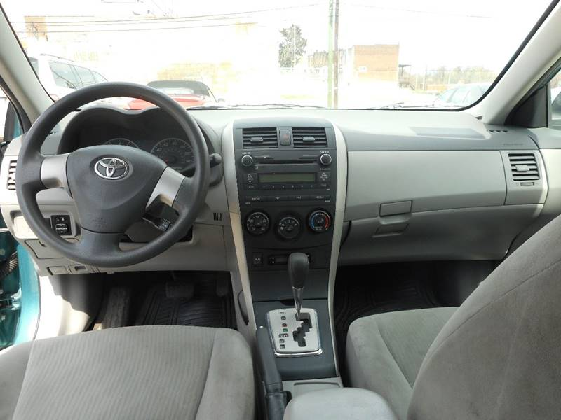 2010 Toyota Corolla 4dr Sedan 4A - Baltimore MD