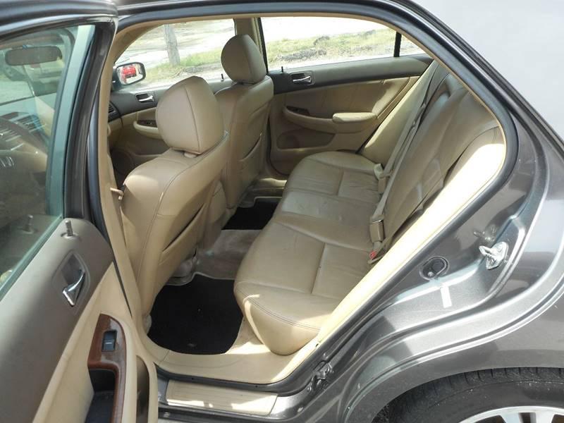2007 Honda Accord EX-L 4dr Sedan w/Navi (2.4L I4 5A) - Baltimore MD