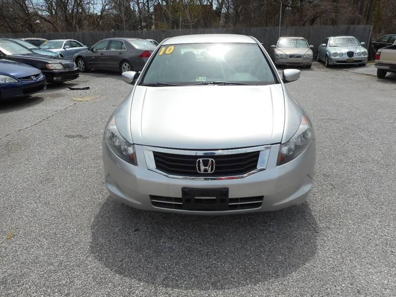 2010 Honda Accord LX-P 4dr Sedan 5A - Baltimore MD