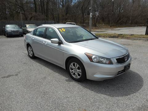 2010 Honda Accord for sale in Baltimore, MD
