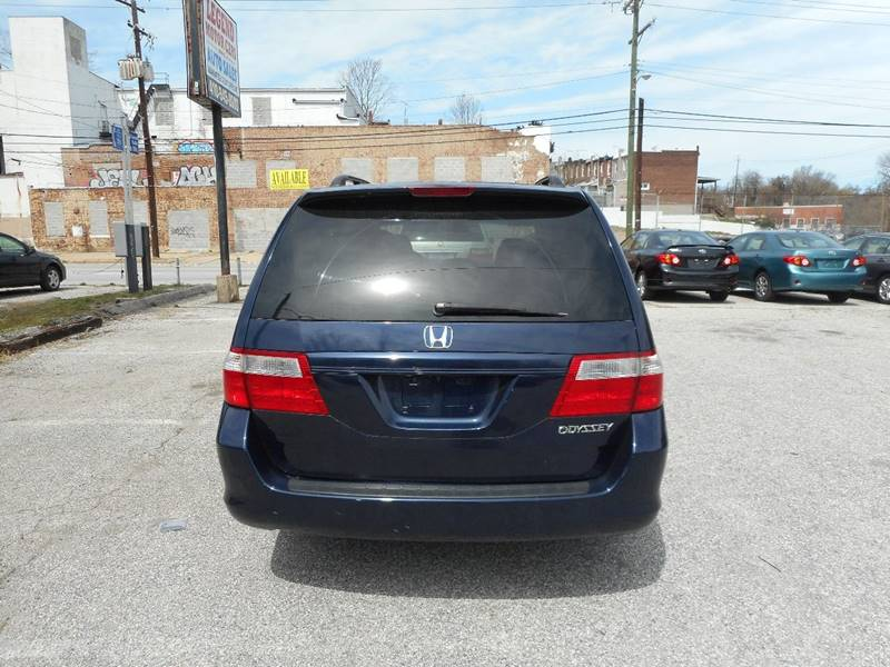 2005 Honda Odyssey 4dr EX-L Mini-Van w/Leather - Baltimore MD