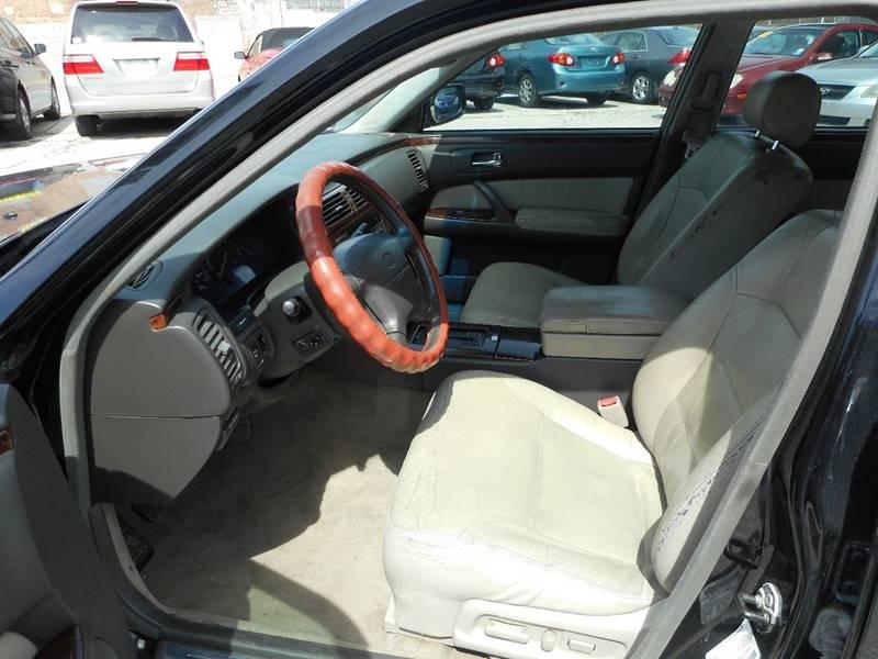 1998 Infiniti Q45 4dr Sedan - Baltimore MD