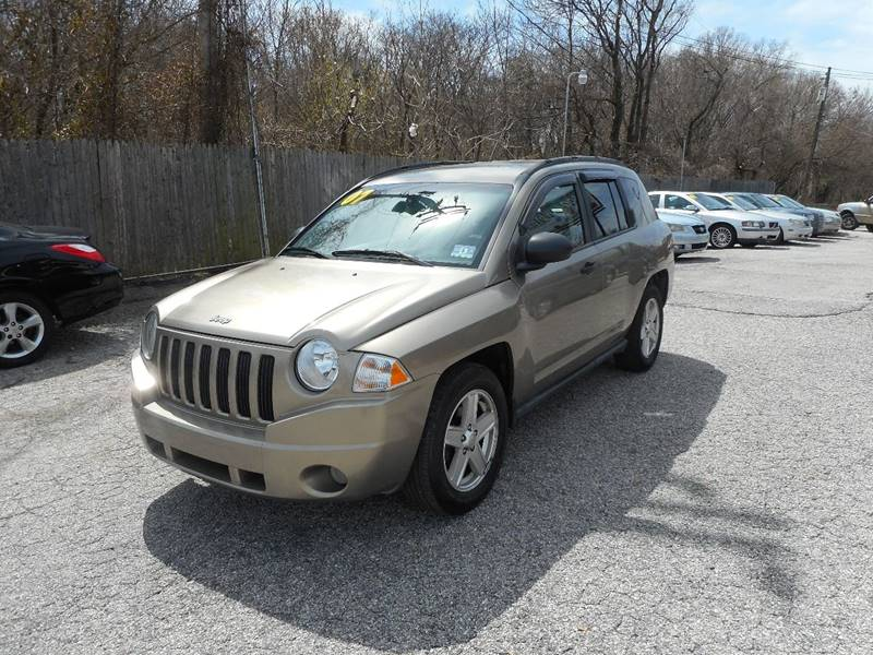 2007 Jeep Compass Sport 4dr SUV - Baltimore MD