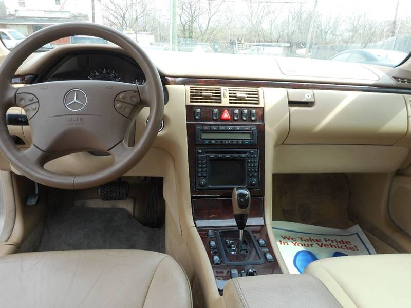 2001 Mercedes-Benz E-Class E 320 4dr Sedan - Baltimore MD