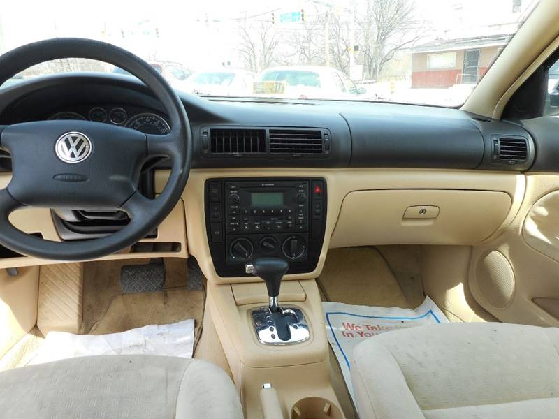 2002 Volkswagen Passat 4dr GLS 1.8T Turbo Sedan - Baltimore MD