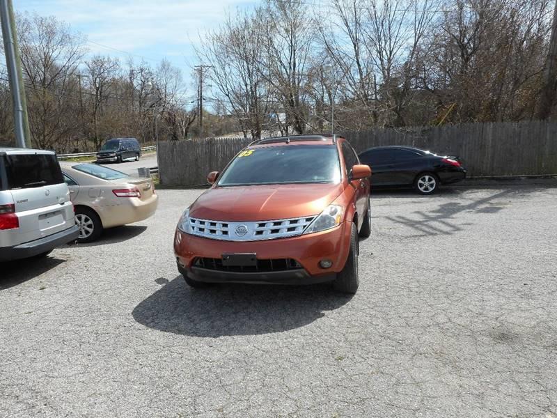 2005 Nissan Murano AWD SL 4dr SUV - Baltimore MD