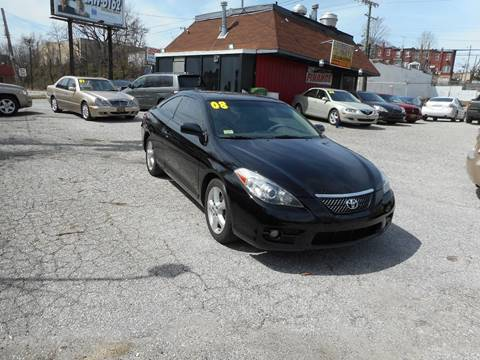 2008 Toyota Camry Solara for sale in Baltimore, MD