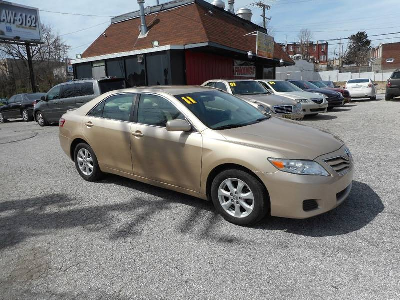 2011 Toyota Camry 4dr Sedan 6A - Baltimore MD