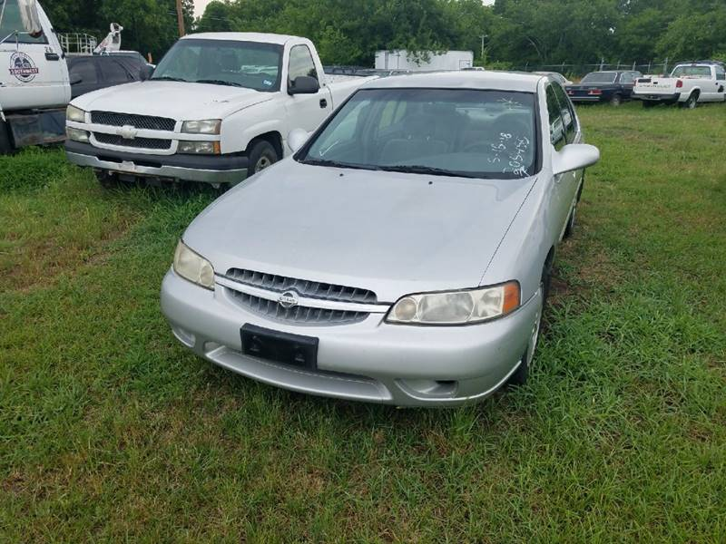 2000 Nissan Altima GXE 4dr Sedan   Greenville TX