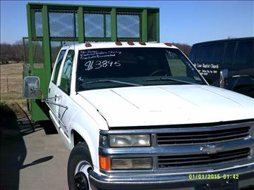 1998 Chevrolet C/K 3500 Series for sale in Greenville, TX