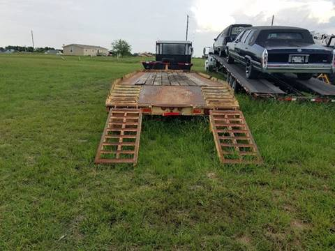 1996 Interstate 22 ft 3 axle