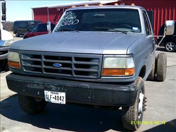 1995 Ford F-450 for sale in Greenville, TX