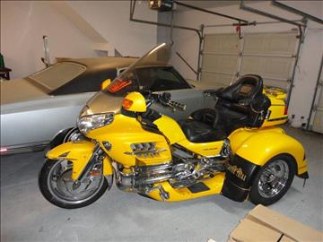 2002 Honda Goldwing for sale in Greenville, TX