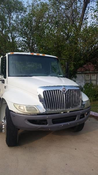 2003 International 4400 for sale in Greenville, TX