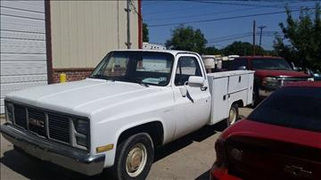 1987 GMC R/V 1500 Series for sale in Greenville, TX